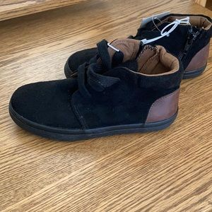 New Cat & Jack size 11 toddler  black/brown shoe